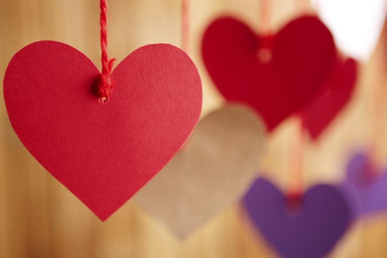 Festeggiate con noi San Valentino !
