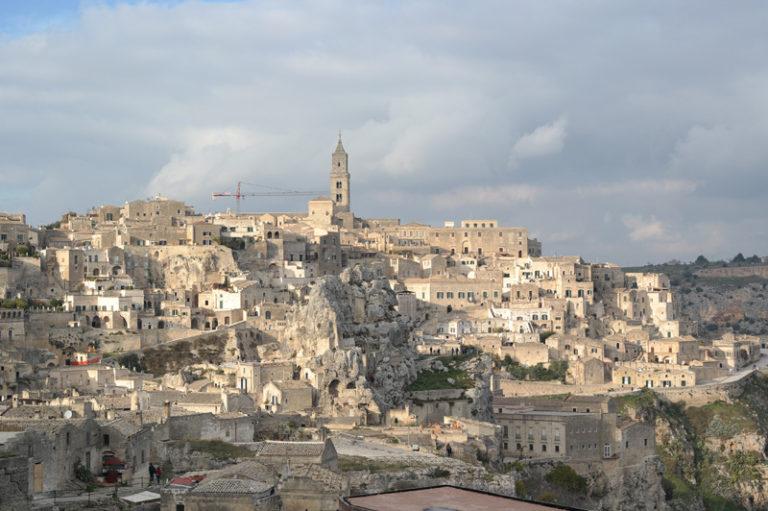 Visita a Matera e alla Reggia di Caserta