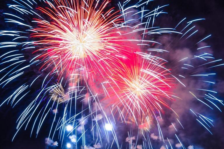 Supertombola sotto le stelle con fuochi d'artificio, baccalà e polenta