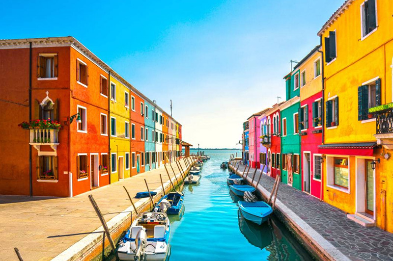 Crociera nella laguna veneta: Murano, Burano, Torcello