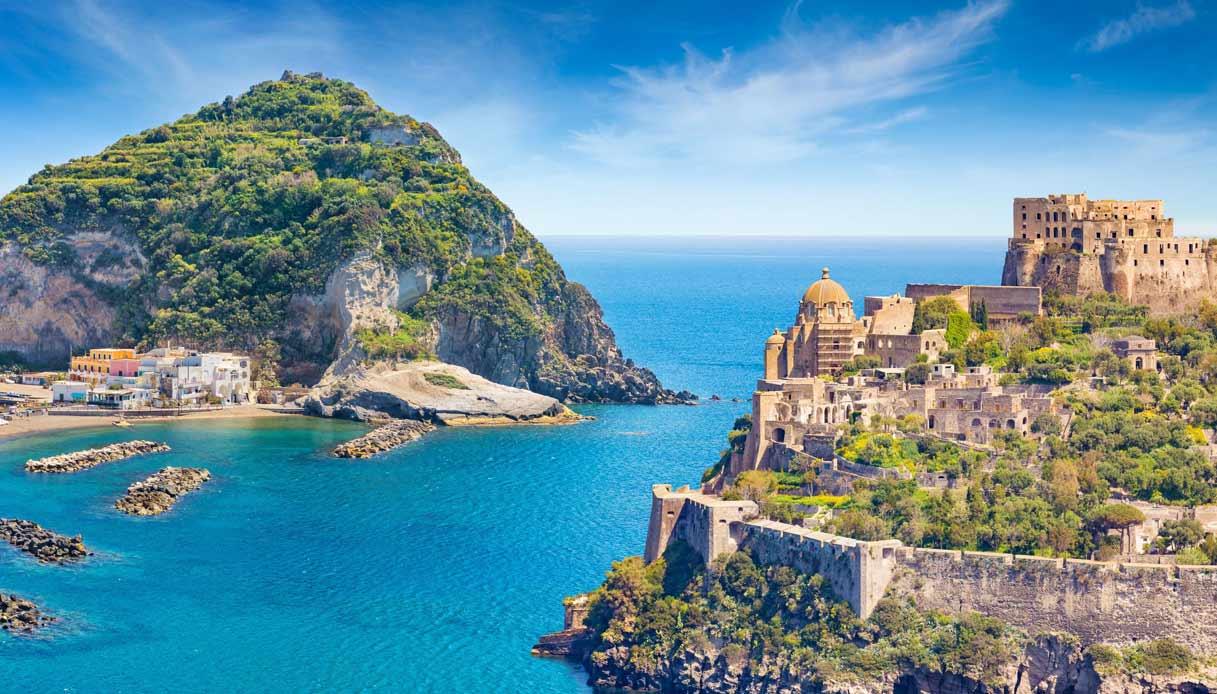 Soggiorni vacanza ad Ischia per i soci CRAB, grazie ad ANCeSCAO