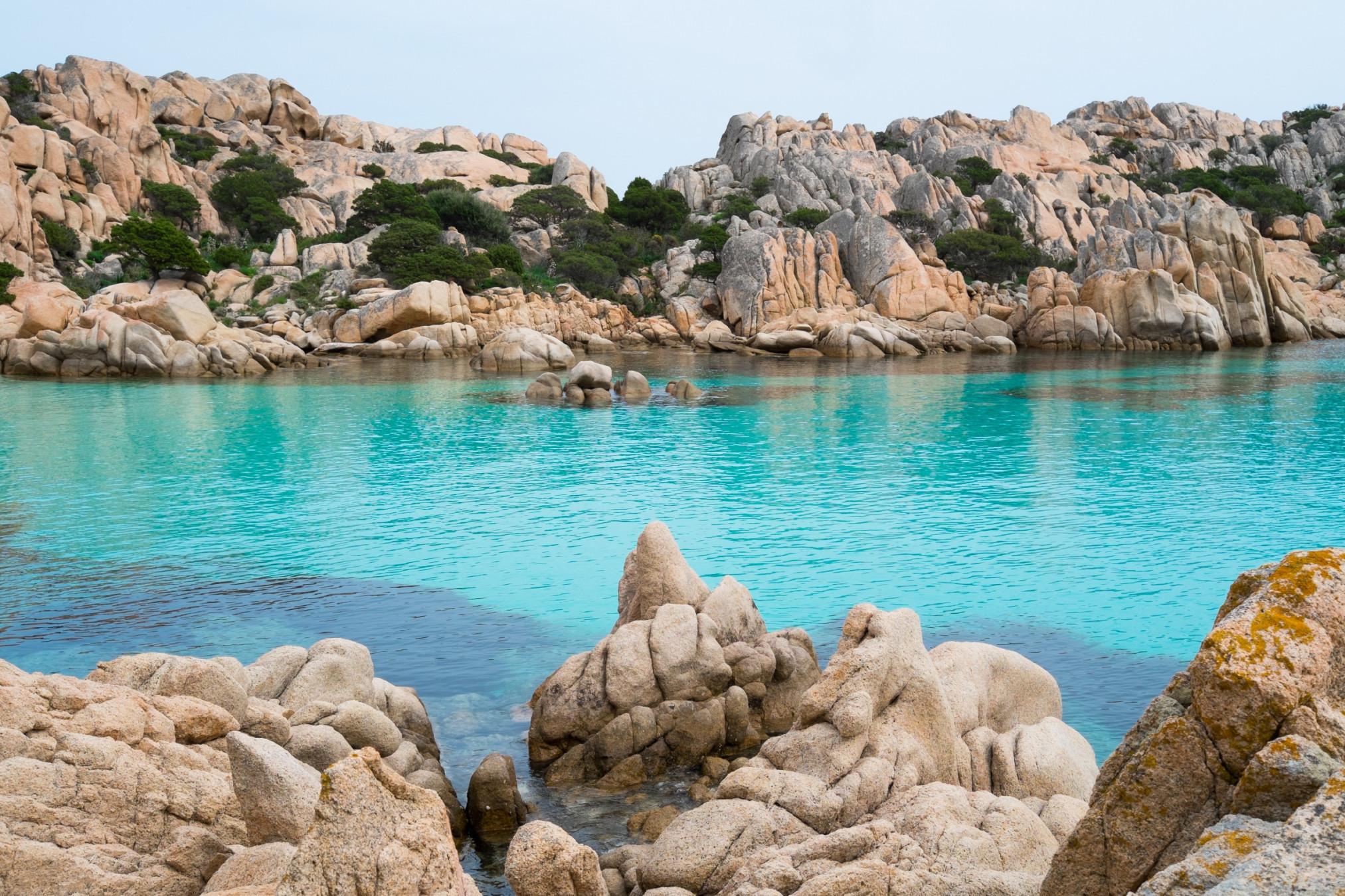 Esperienza fotografica in Sardegna con il GF38